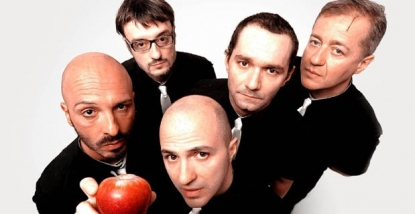 I Subsonica in tour