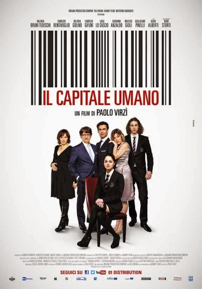 Il Capitale Umano di Paolo Virzì candidato agli Oscar come miglior film straniero
