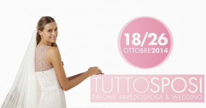 Tuttosposi la fiera del Wedding