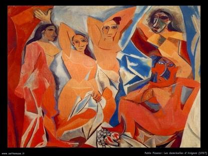 Pablo Picasso: pittore avanguardista