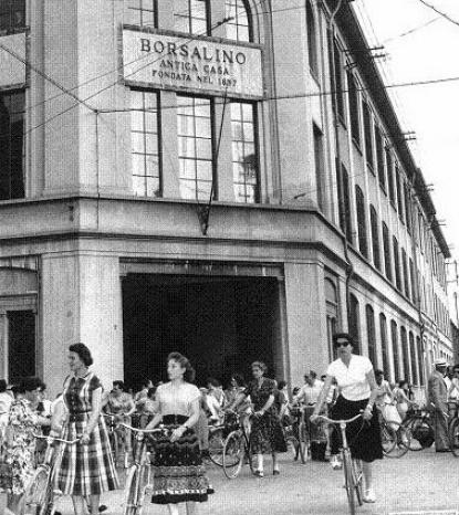 Il museo Borsalino: oltre 150 anni di storia