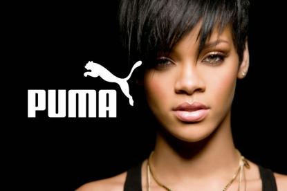 Rihanna direttore creativo e modella per Puma
