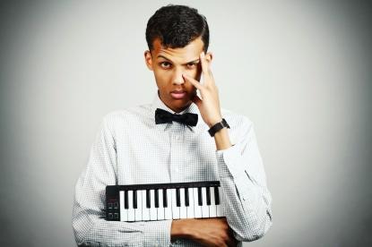 Stromae in concerto