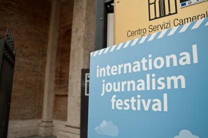 A Perugia il festival del giornalismo