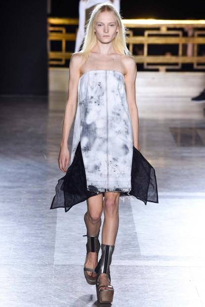 RICK OWENS paris fashion week spring summer 2015
