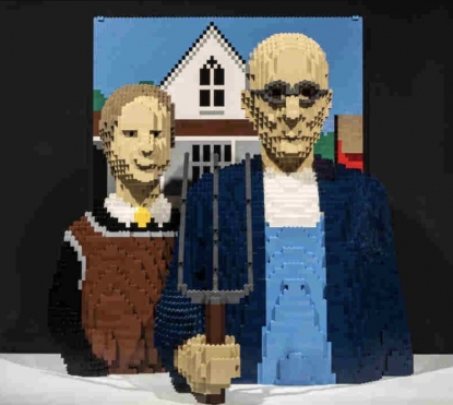 LEGO FOTOGALLERY