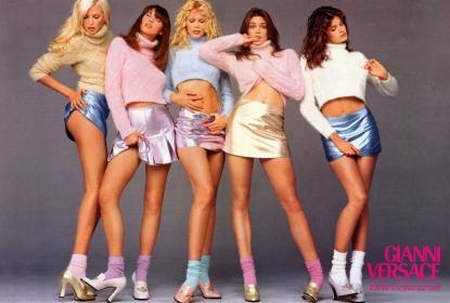 Gianni Versace: Il mito degli anni '90