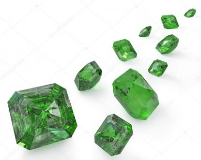 Gli smeraldi