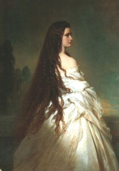 La principessa Sissi e la sua ossessione per la bellezza