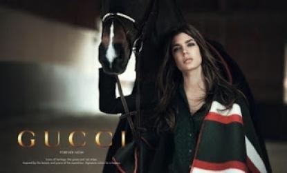Charlotte Casiraghi come nuova testimonial di Gucci