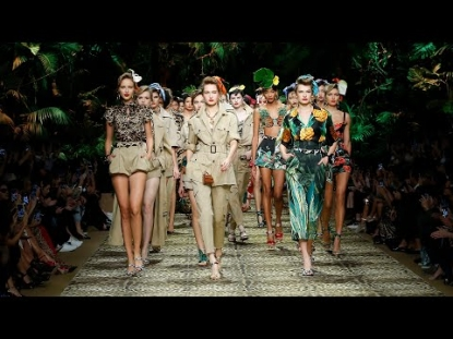 Dolce e Gabbana, safari fashion!